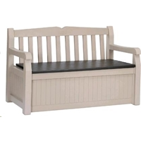 Скамья-сундук Keter Garden Bench Box (17190198)