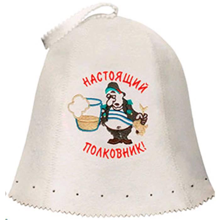 поздравление к подарку шляпа банная отметить
