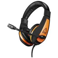 Гарнитура Canyon Gaming headset 3.5mm, USB (7XCNDSGHS1) Black
